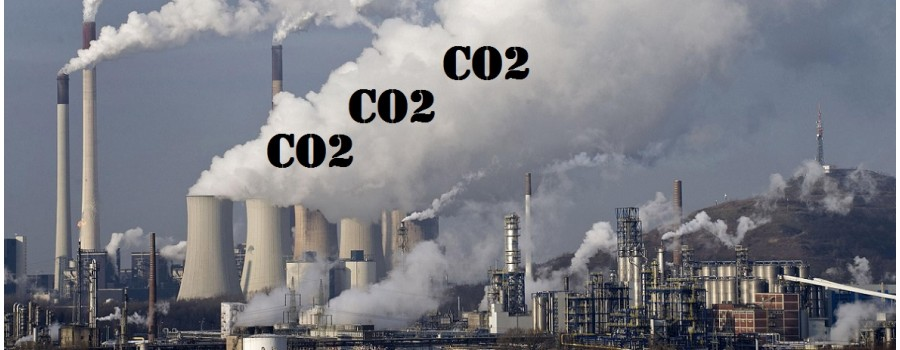 Misuratori CO2 industriali