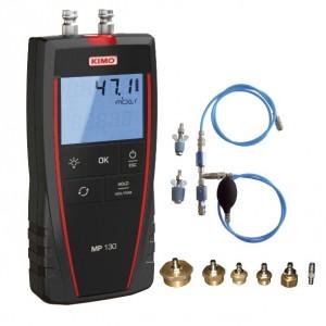 Manometro prova tenuta impianti gas kimo ARW MP130