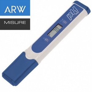 Phmetro Portatile tascabile ARW-PH Plus