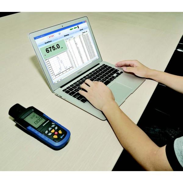 misuratore di radioattività