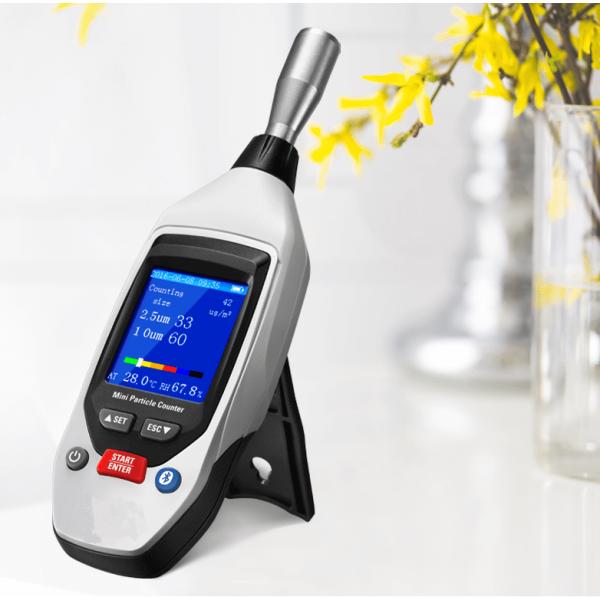 misuratore polveri sottili rilevatore di particelle nell'aria