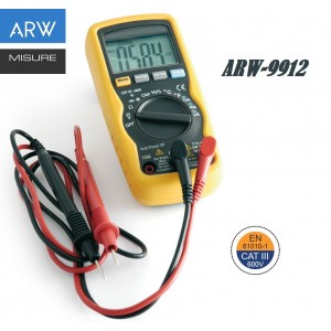 Multimetro digitale ARW-9911|ARW-9912